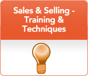 Sales and Selling tips