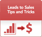 Lead to Sales Tips and Tricks