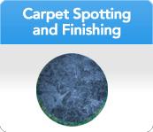 Carpet Spotting and Finishing