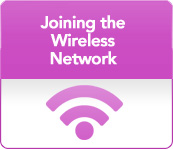 Joining wireless network