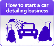 How to start a car detailing business course