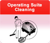 Operating Suite Cleaning